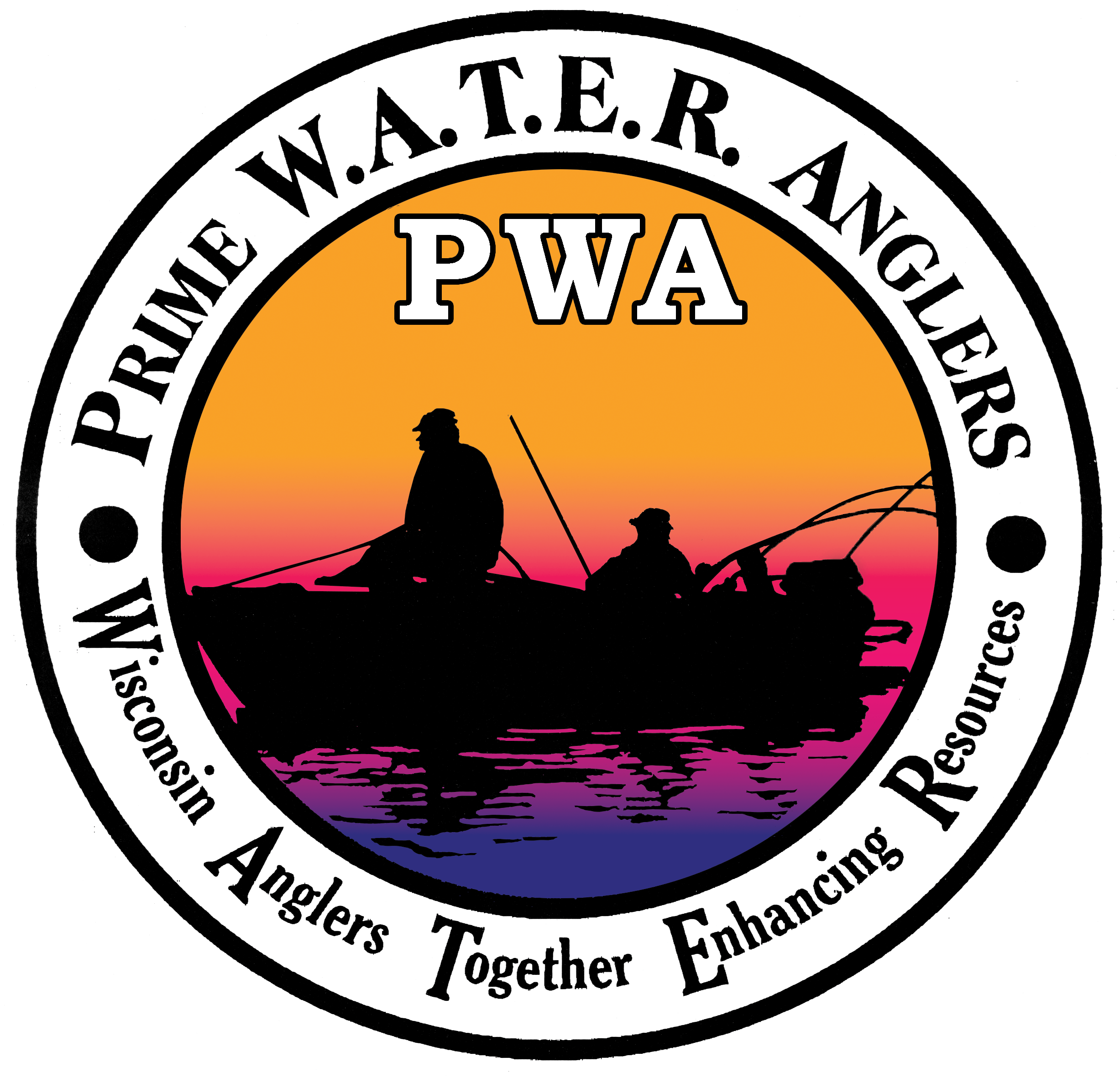 Prime Water Anglers logo